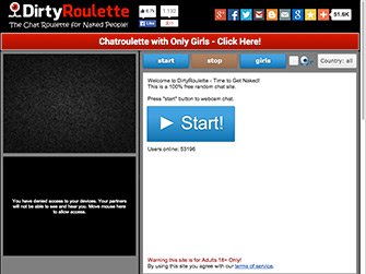 dirtyroulette like sites